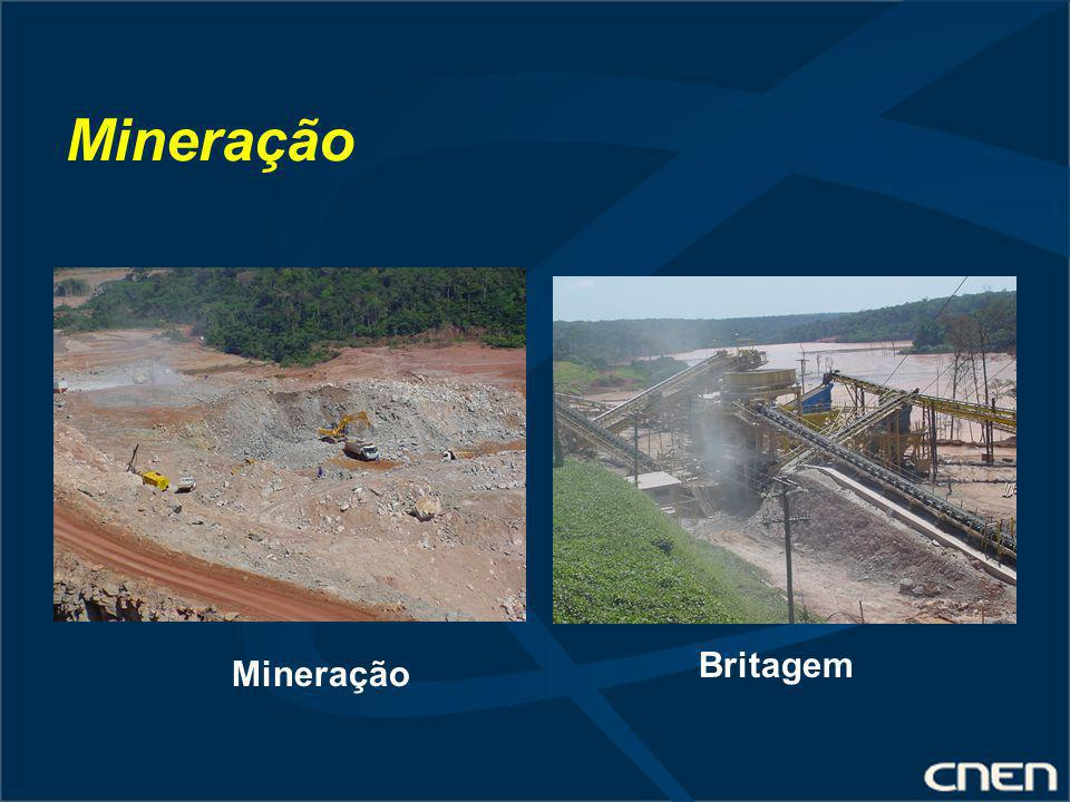 Mineração Britagem