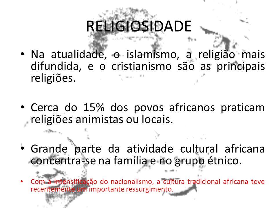 A RELIGIOSIDADE A ÁFRICA É PLURAL. RELIGIÃO DE MATRIZES AFRICANAS: O CANDOMBLÉ- PRESERVAÇÃO DO MEIO AMBIENTE, INICIAÇÃO DIFERENCIADA DAS OUTRAS ( ISOL