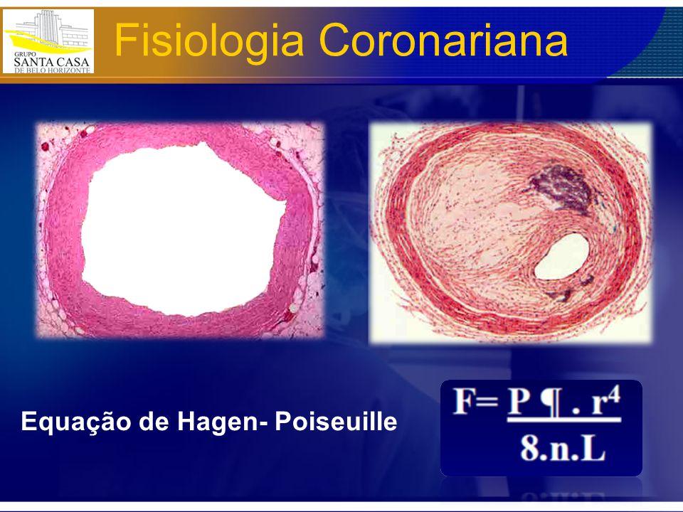 Fluxo α raio 4 Fisiologia Coronariana