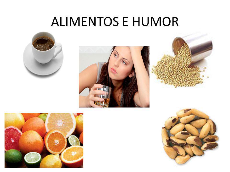 ALIMENTOS E HUMOR