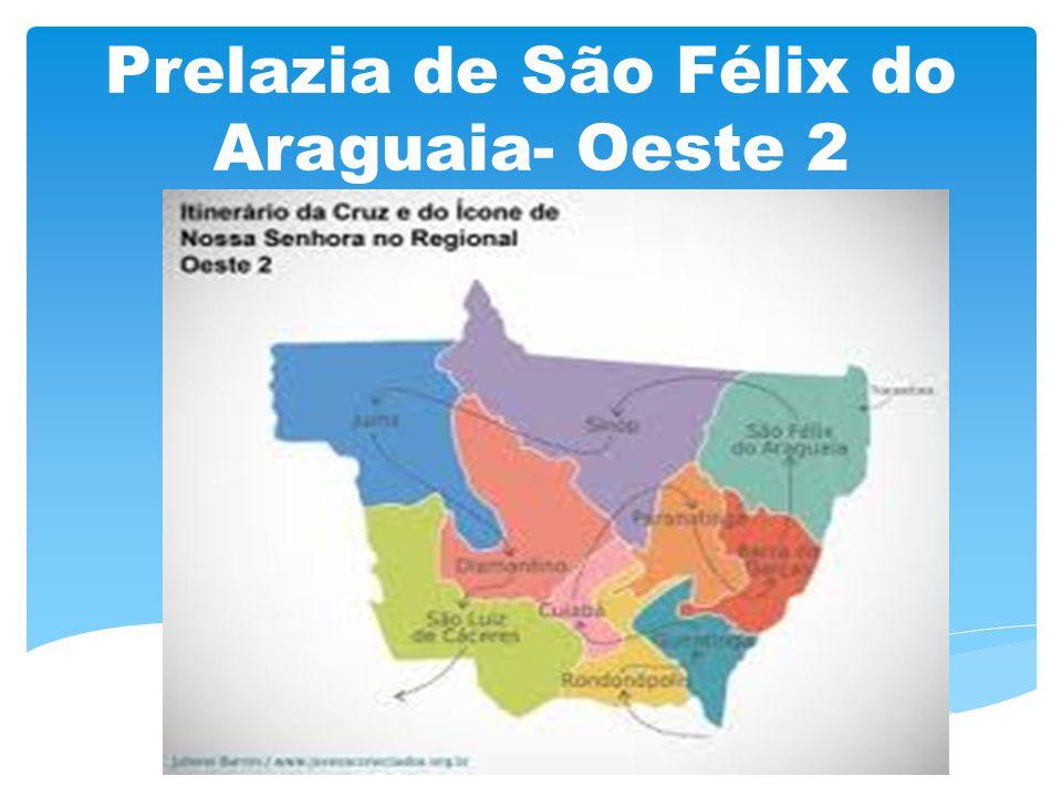Prelazia de São Félix do Araguaia- Oeste 2