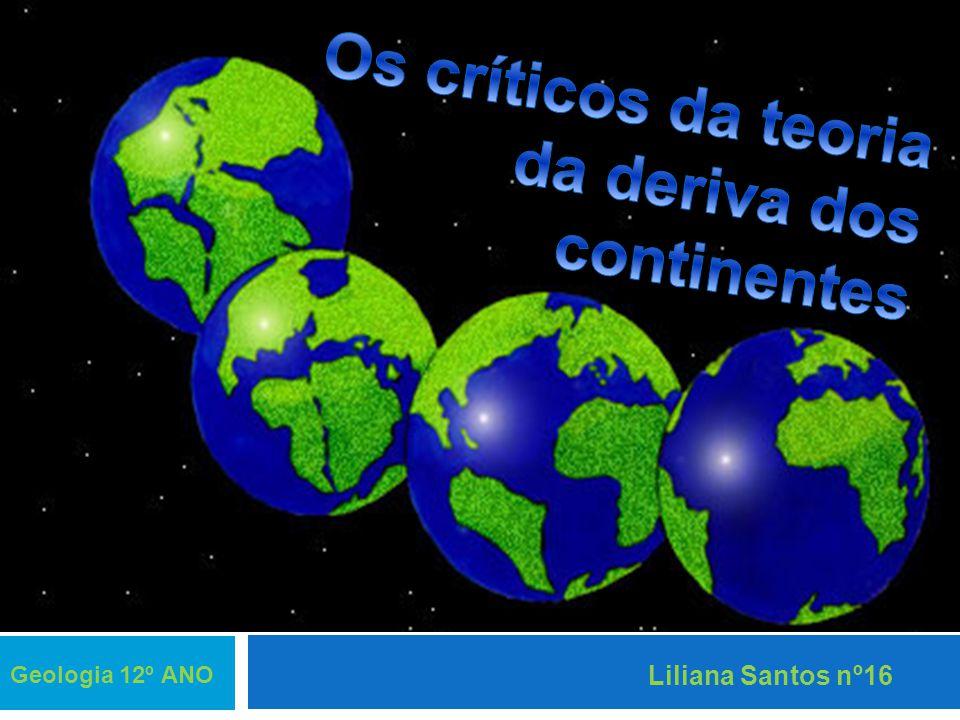 Geologia 12º ANO Liliana Santos nº16
