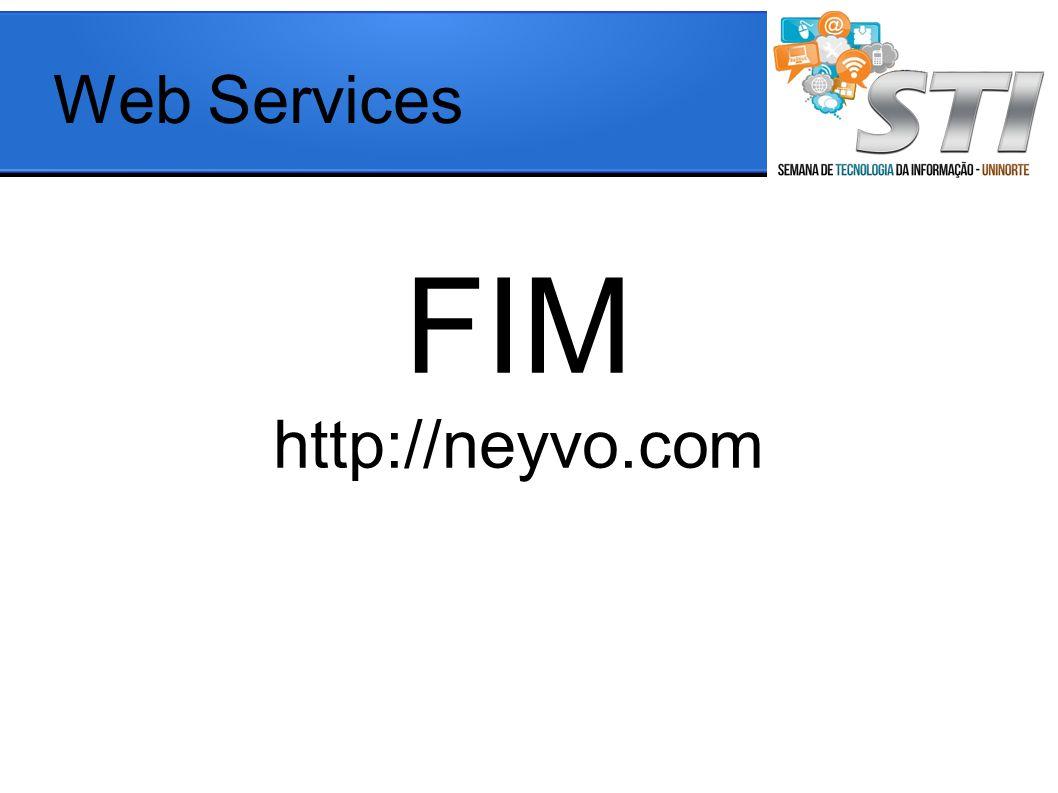 FIM http://neyvo.com Web Services