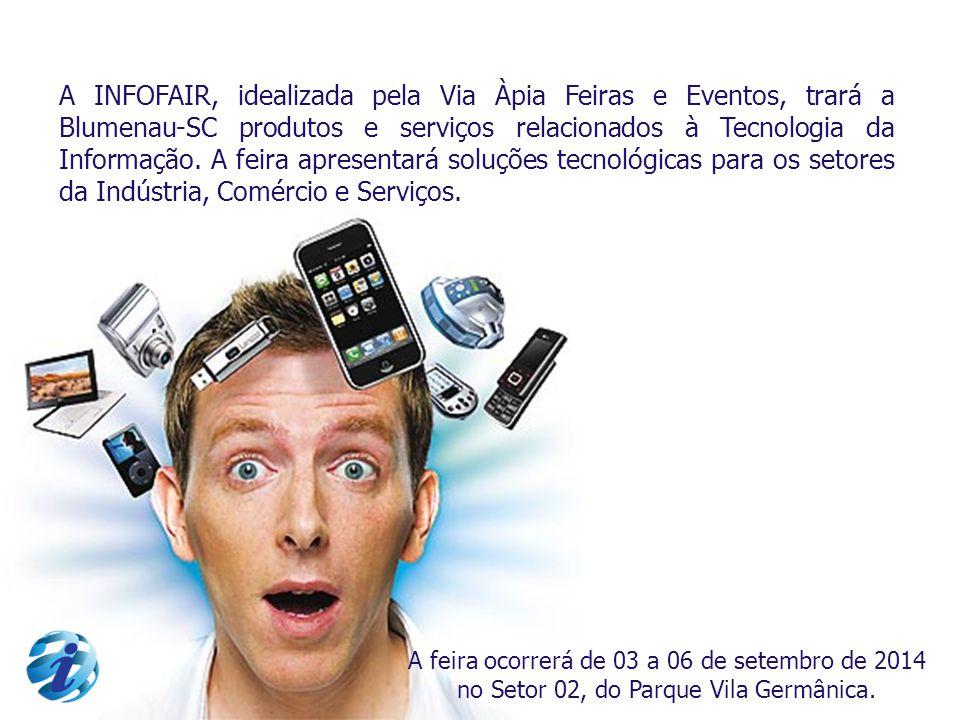 Blumenau já possuiu o título de polo da informática do Brasil.