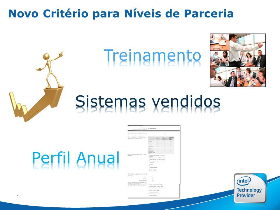 18 Intel Confidential Como se cadastrar no Programa Intel ® Technology Provider