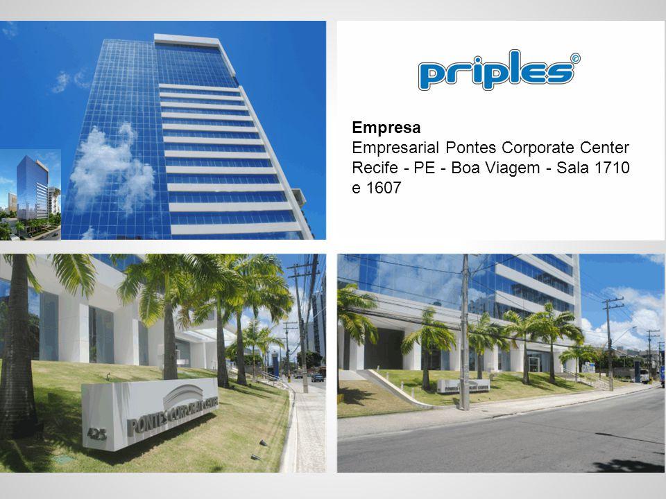 Empresa Empresarial Pontes Corporate Center Recife - PE - Boa Viagem - Sala 1710 e 1607