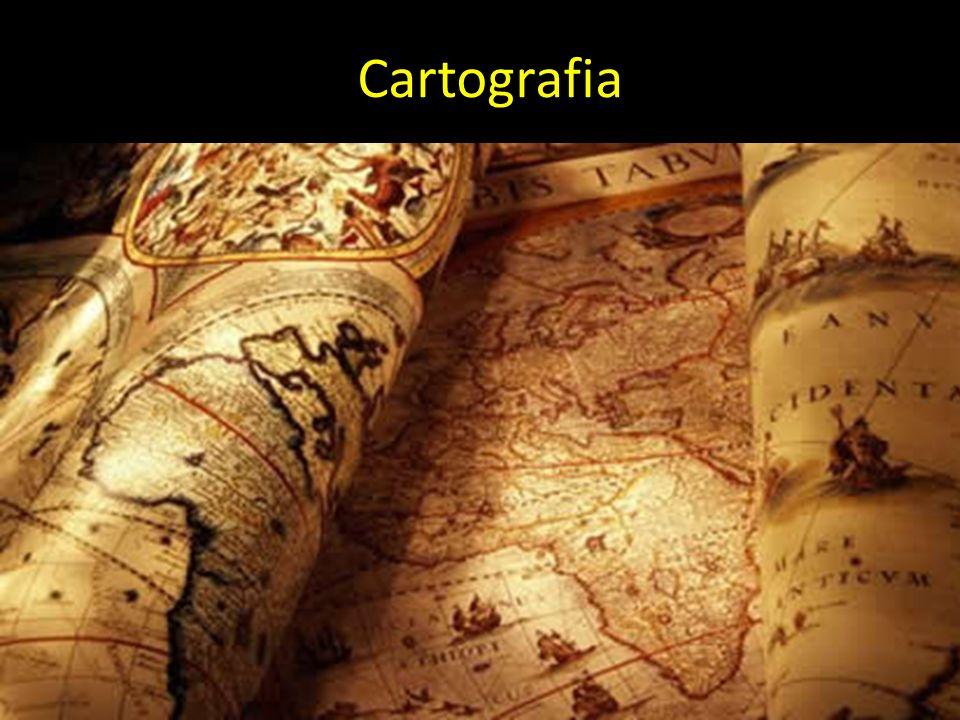 Objetivo da cartografia: Segundo o IBGE é a arte de levantamento, construção e edição de mapas e cartas de qualquer natureza.
