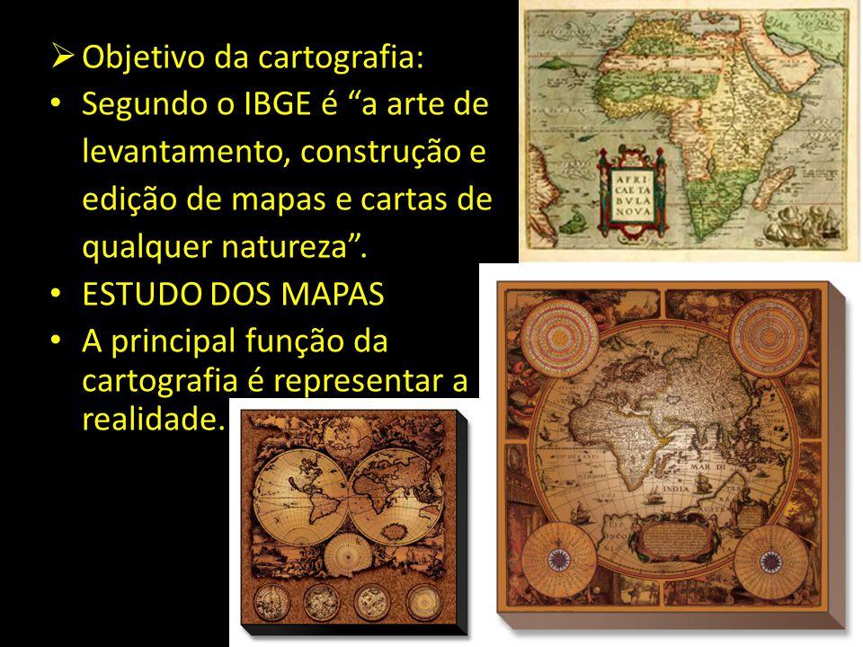 Usamos cartografia em nosso cotidiano.