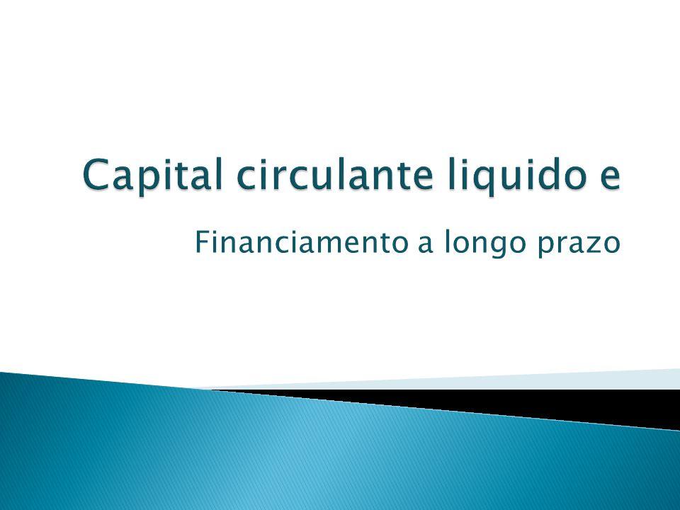 Financiamento a longo prazo