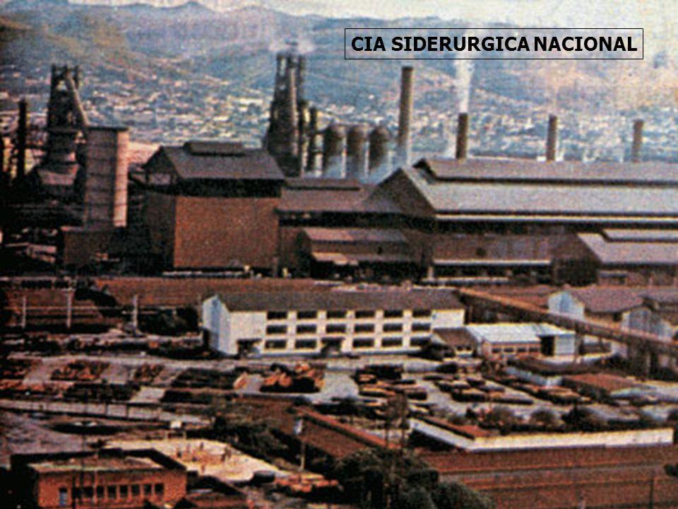 CIA SIDERURGICA NACIONAL