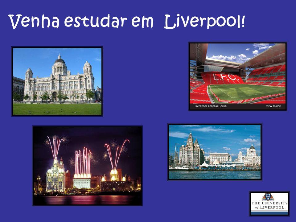 Venha estudar em Liverpool!