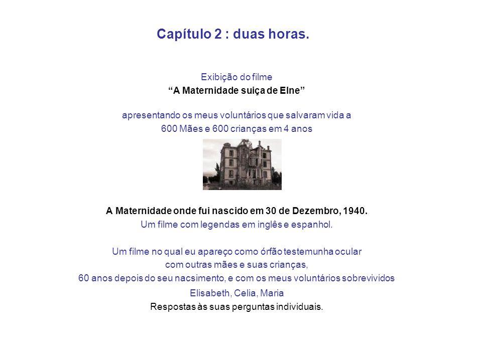 Capítulo 3 Exibição do Filme O campo de Internamento de Rivesaltes e o campo de deportação francês França Meridional, muito perto da fronteira com Espanha.