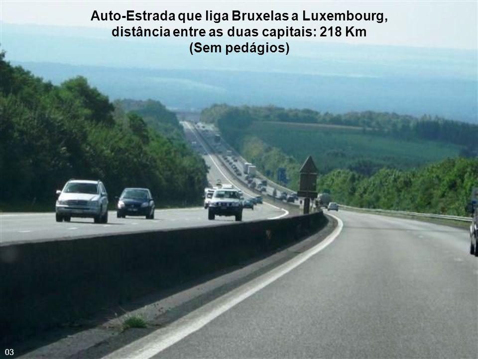Luxemburg deixa de ser um feudo hereditário, passa a ser um Estado independente e neutro. 13