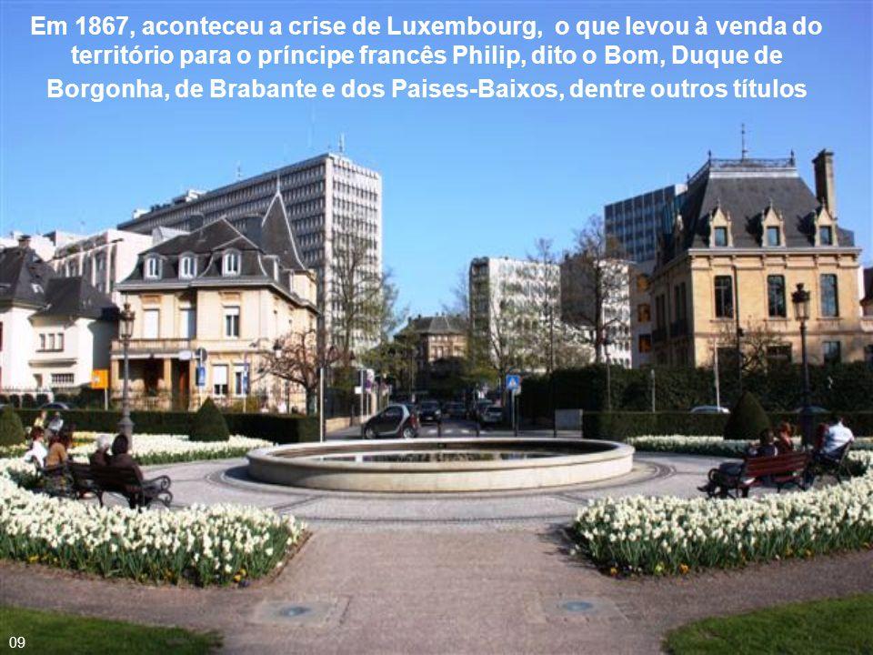 Luxembourg não tem: Força Naval, nem Força Aérea 38