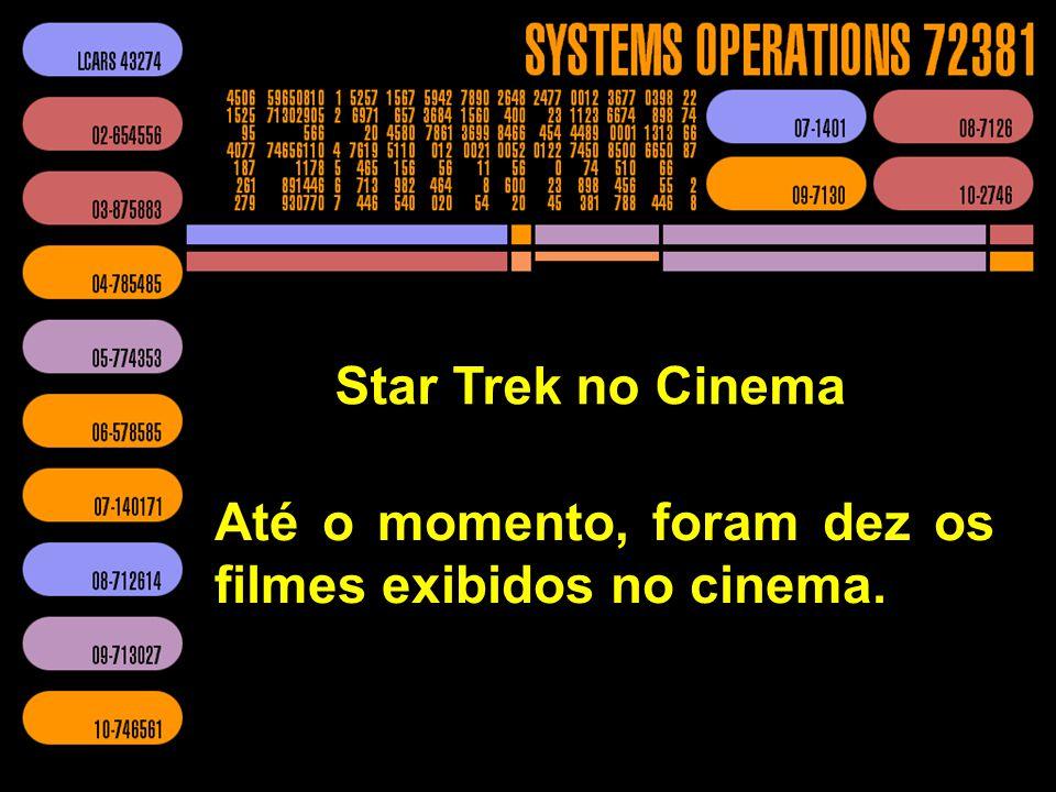 Nas duas primeiras temporadas, era denominada apenas de Enterprise. É uma série ambientada cerca de 70 anos antes da Série Clássica. O episódio piloto