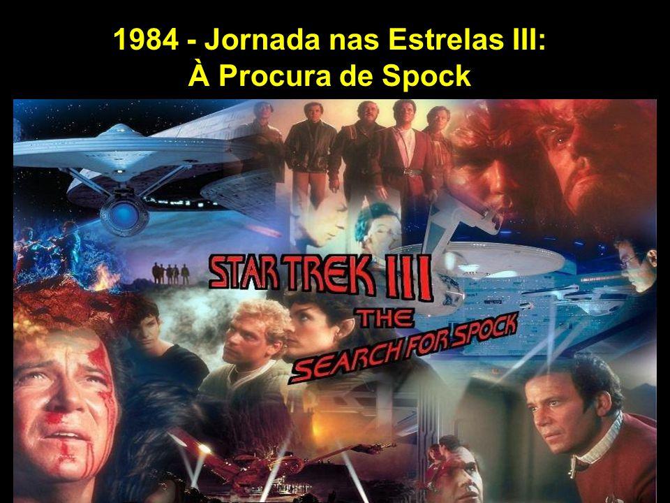 1982 - Jornada nas Estrelas II: A Ira de Khan