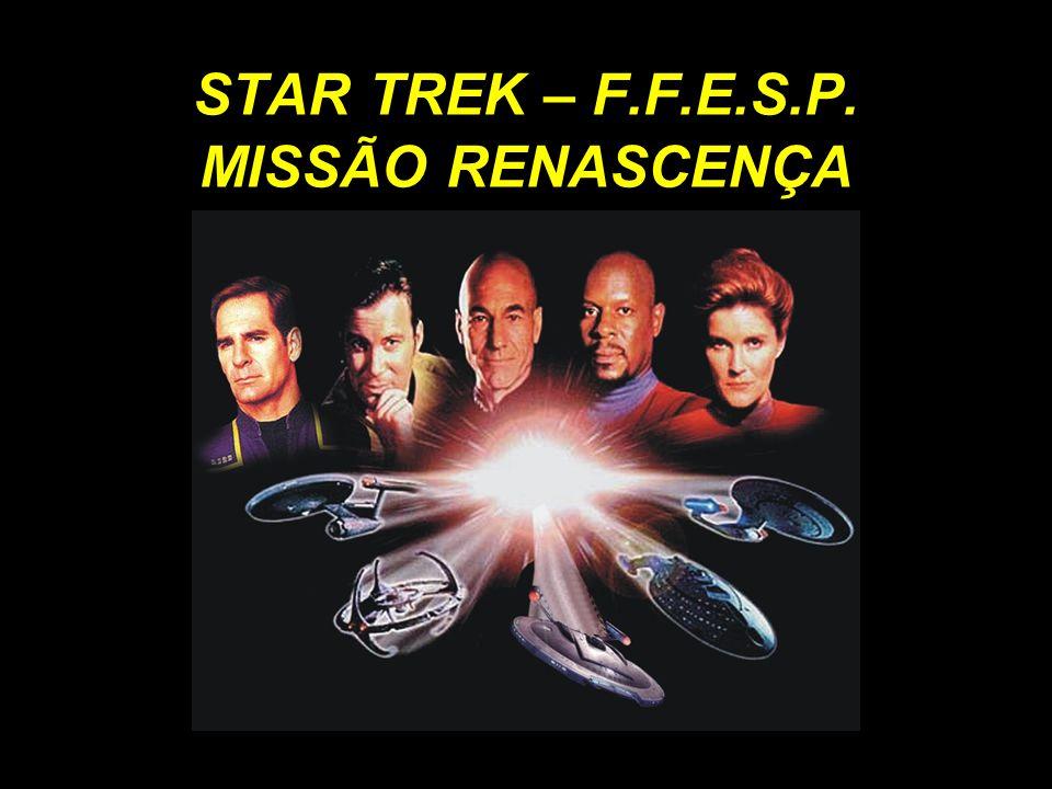 Voyager teve como principal diferencial das outras séries o fato de uma nave desse porte ser comandada por uma mulher, a Capitã Kathryn Janeway.