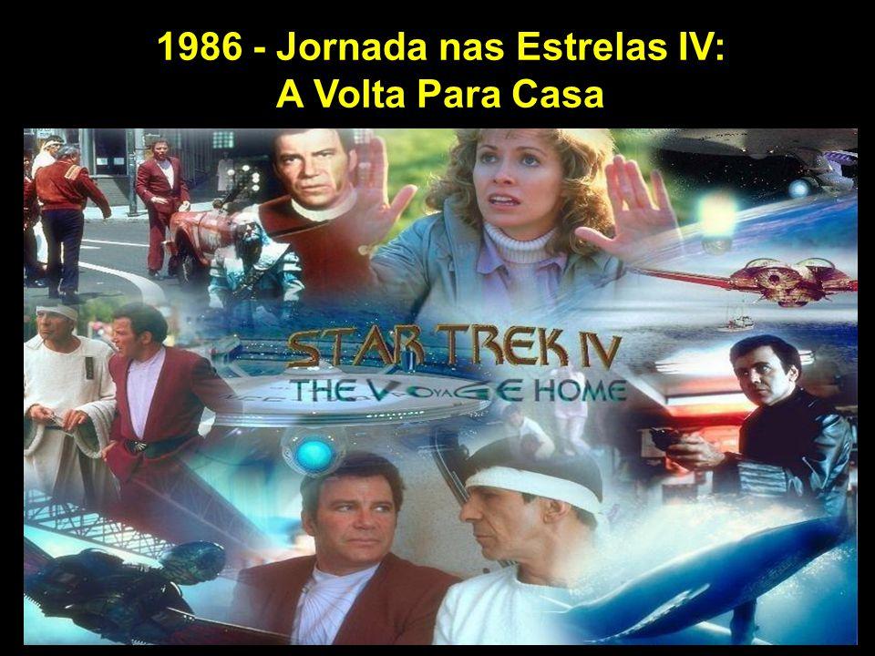 1984 - Jornada nas Estrelas III: À Procura de Spock