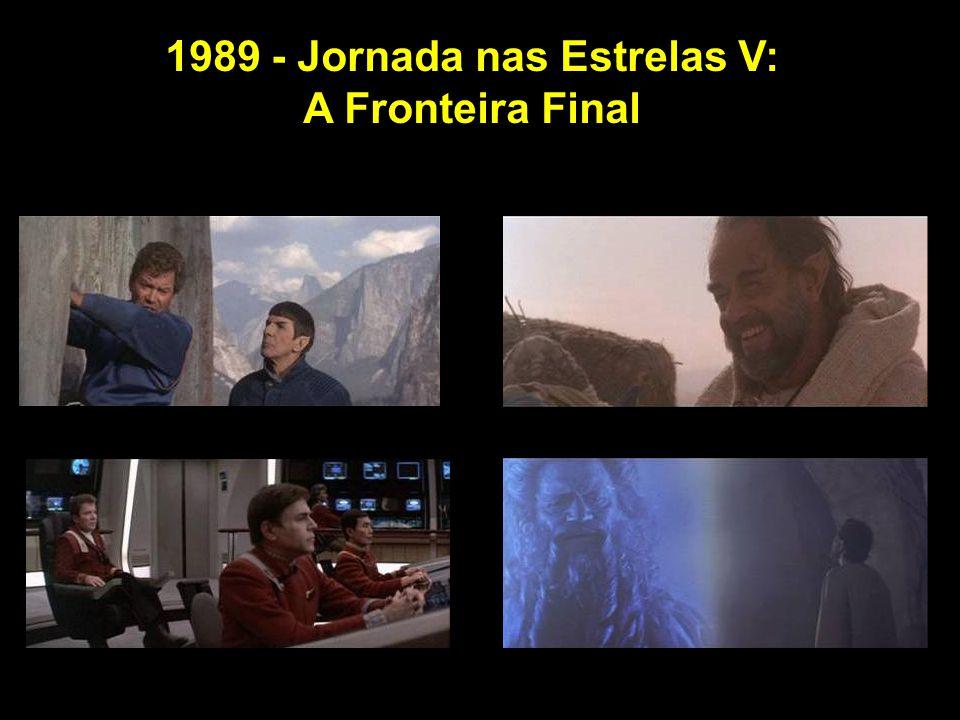 1986 - Jornada nas Estrelas IV: A Volta Para Casa