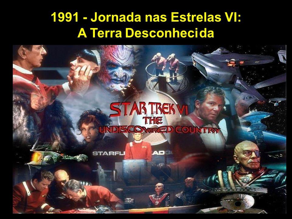 1989 - Jornada nas Estrelas V: A Fronteira Final