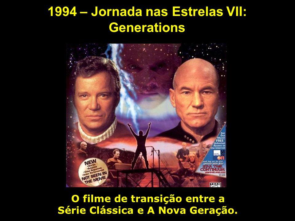 1991 - Jornada nas Estrelas VI: A Terra Desconheci da