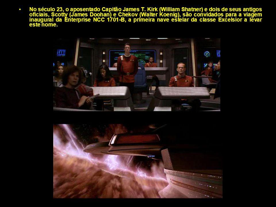 O filme de transição entre a Série Clássica e A Nova Geração. 1994 – Jornada nas Estrelas VII: Generations