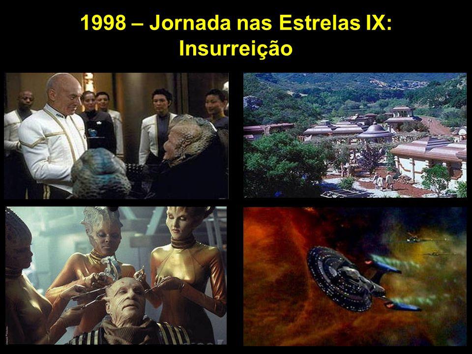 1996 – Jornada nas Estrelas VIII: Primeiro Contato