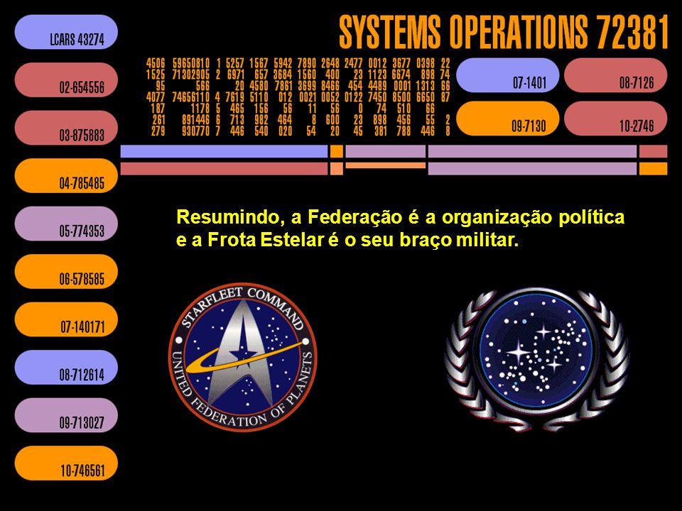 A Federação dos Planetas Unidos é o conjunto de planetas da série Jornada nas Estrelas do qual fazem parte a Terra, Vulcano, Andoria e outros planetas