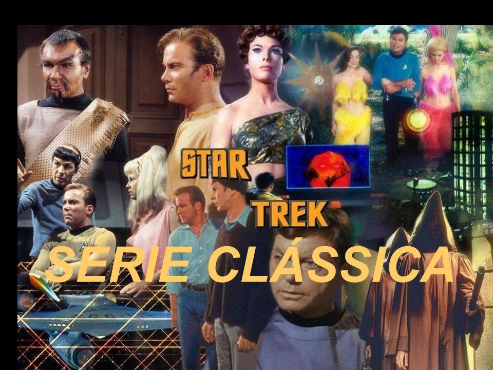 Nas duas primeiras temporadas, era denominada apenas de Enterprise.