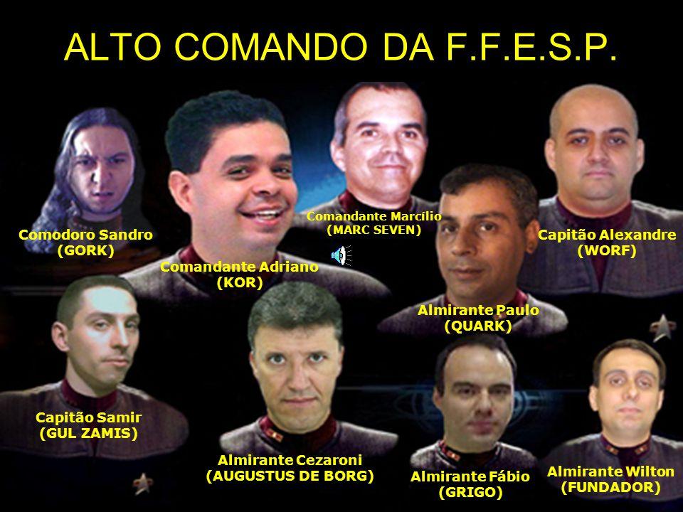 O Fã-Clube F.F.E.S.P. - FEDERAÇÃO DA FROTA ESTELAR DE SÃO PAULO, fundado em 10 de abril de 1998, tem por objetivo manter vivo o espírito de Jornada na