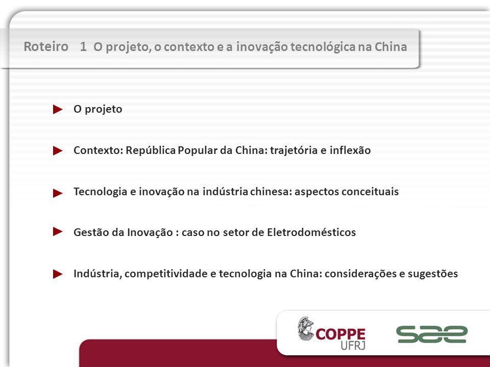 Receitas 2008 – USD 17,5 bilhões, dos quais USD 4,5 bilhões fora da China Continental 3º maior market-share de linha branca no mundo (2010 – 6,9 %) Empresa diversificada; linha branca, linha marrom, conceitos para residências Lançamento sistemático de soluções criativas, a custos competitivos, para diversos segmentos de mercado Vários prêmios internacionais em Design Abril 2006: mais de 6000 patentes 2009: 50.000 empregados, dos quais 40.000 na China Continental e + 175.000 funcionários terceirizados Espalhada pelo mundo: 8 Centros de P&D & Design (dos quais 3 na China), mais 5 Centros de Design (todos fora da China), 16 parques industriais (dos quais 12 na China), e 29 instalações de produção (das quais 5 na China) Eletrodomésticos: Caso Haier