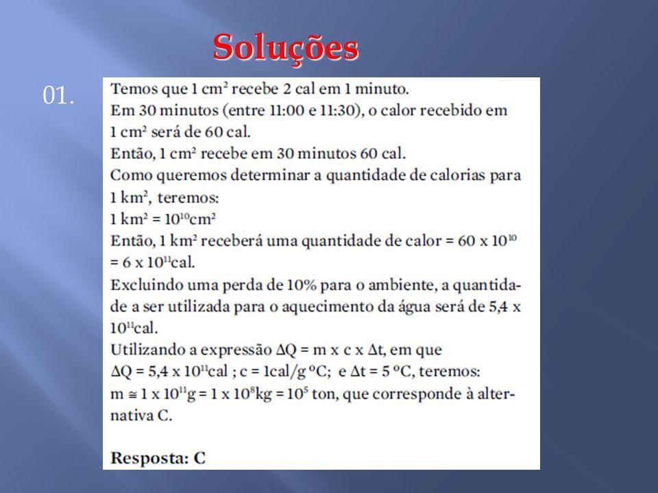 01. Soluções