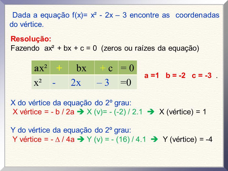 E só resolver o sistema: a 4 + a 7 = 24 2a 1 +9R =24 a 6 + a 10 = 34 2a 1 +14R =34 2a 1 +14R =34 -2a 1 -9R =- 24 5R =10 R =2 E finalmente: a 20 = a 1 + 19R a 20 = 3 + 19.2 2a 1 +14R =34 2a 1 +14.2 =34 a 1 =3 a 20 = 3 + 38 a 20 = 41