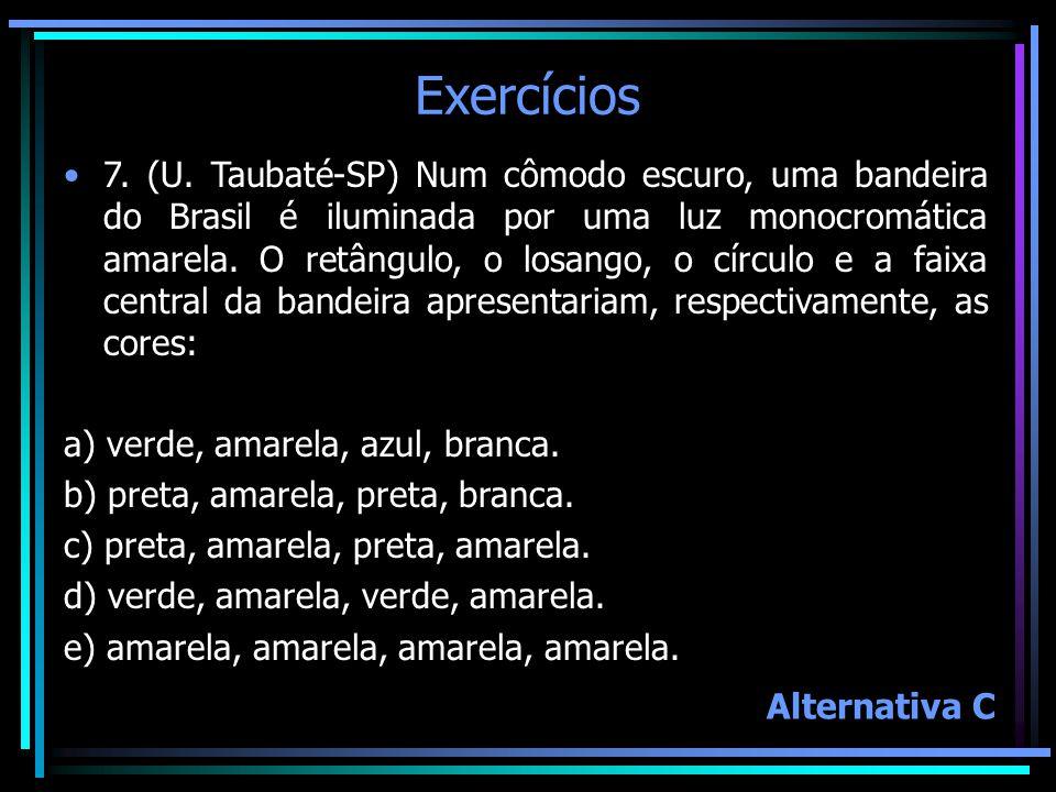 Exercícios 7.(U.