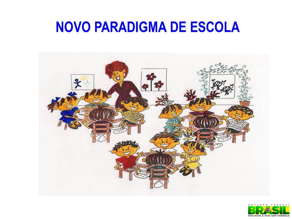 NOVO PARADIGMA DE ESCOLA 27