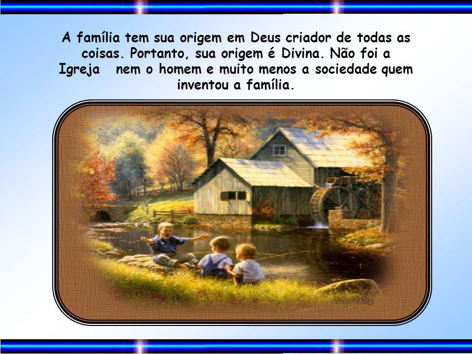 Por esta causa dobro os joelhos em presença do Pai, ao qual deve a sua existência toda família no céu e na terra, para que vos conceda, segundo seu gl
