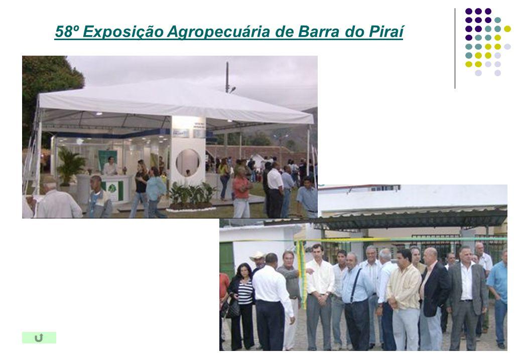 58º Exposição Agropecuária de Barra do Piraí