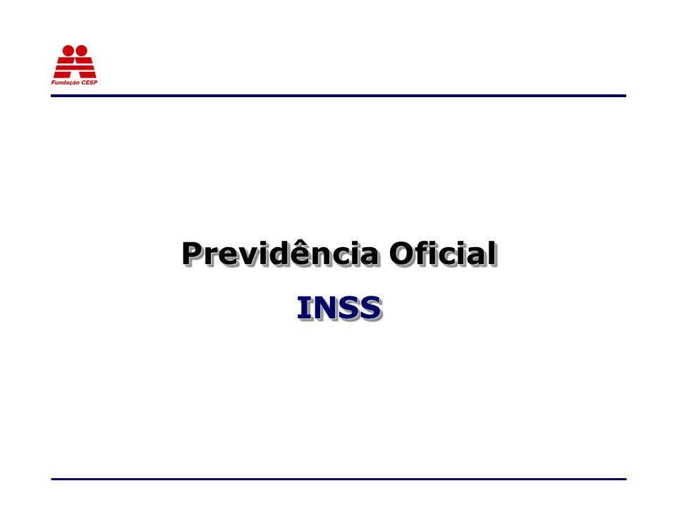 Previdência Oficial INSS INSS