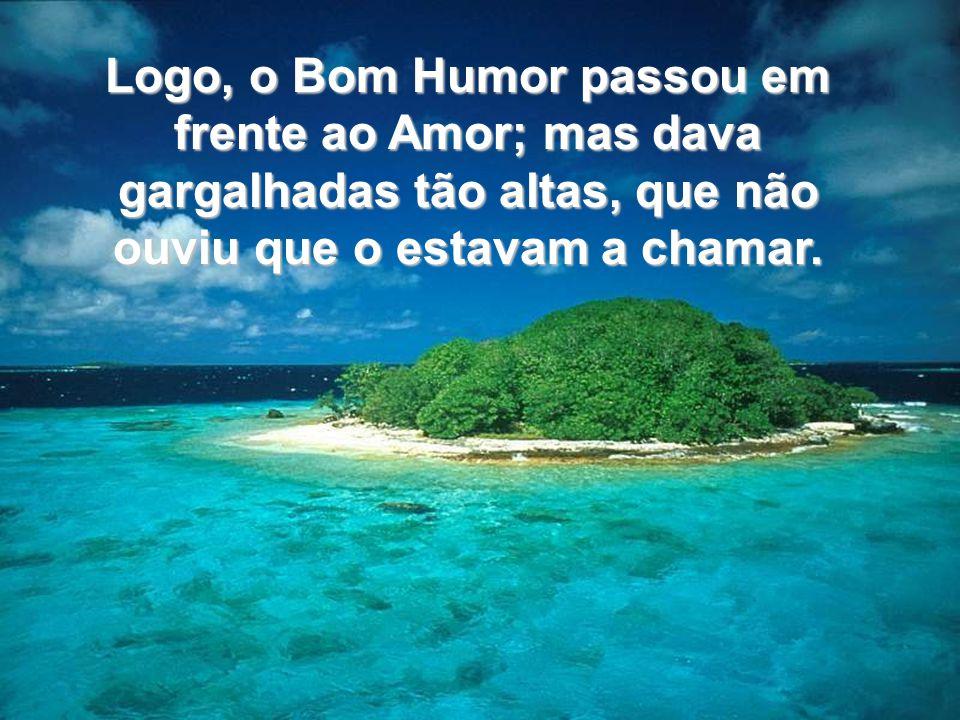 www.tonterias.com De repente uma voz disse: Vem Amor, levo-te comigo...