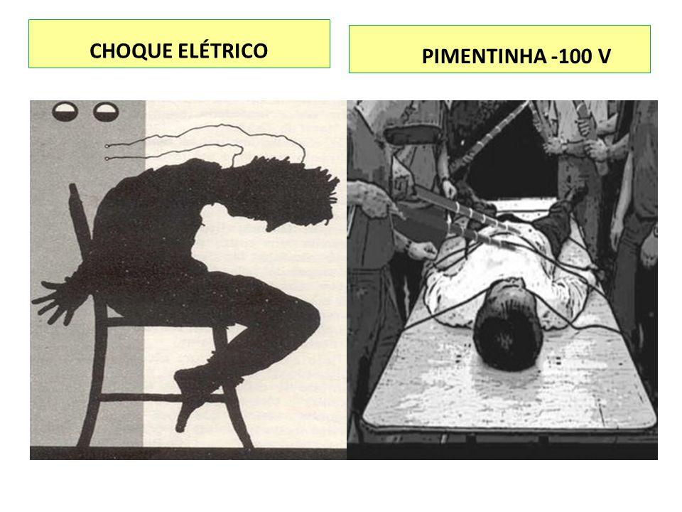 CHOQUE ELÉTRICO PIMENTINHA -100 V