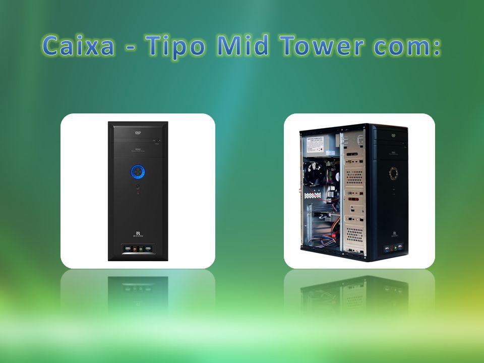 Motherboard - Socket Socket 775 Processor socket - Preço 50,00 Processador - Arquitectura Intel Dual Core Modelo E5300 - Cache 2MB - 2,60GHz - FSB 800MHz – Preço 63,60