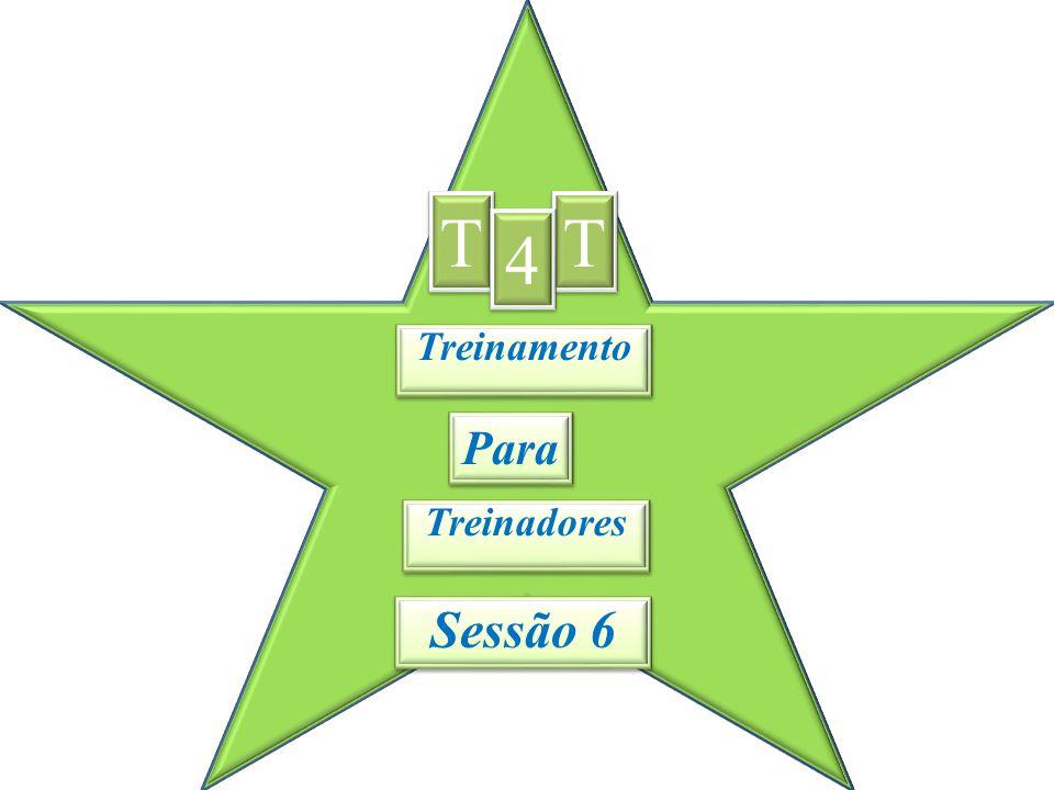 Treinamento T T T T 4 4 Para Treinadores Sessão 6
