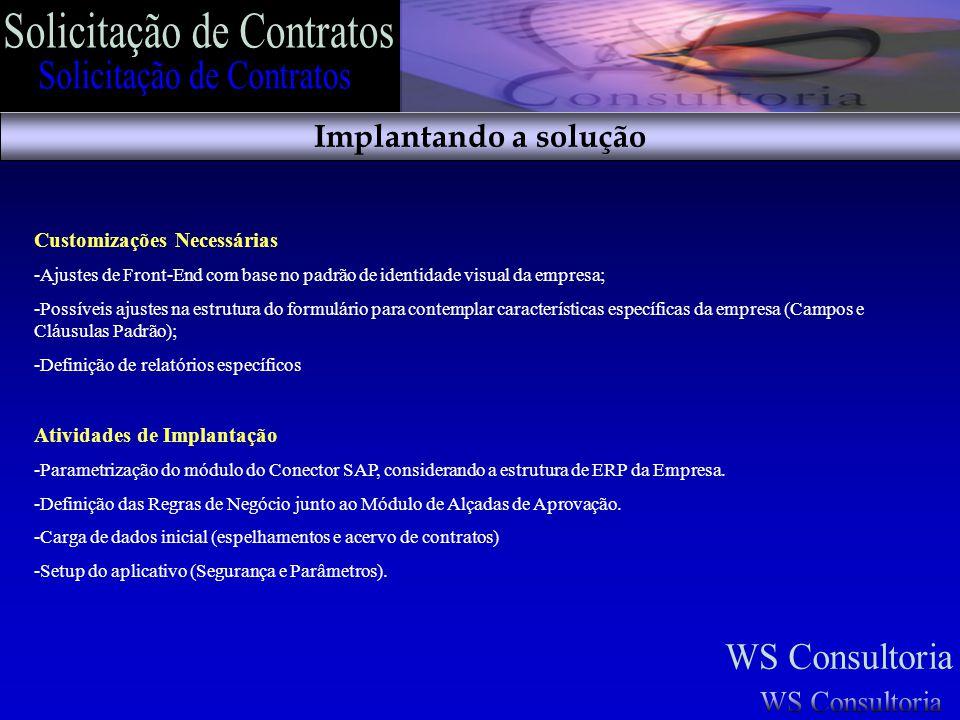Software Template das bases de dados (Cad.Depto, Cad.