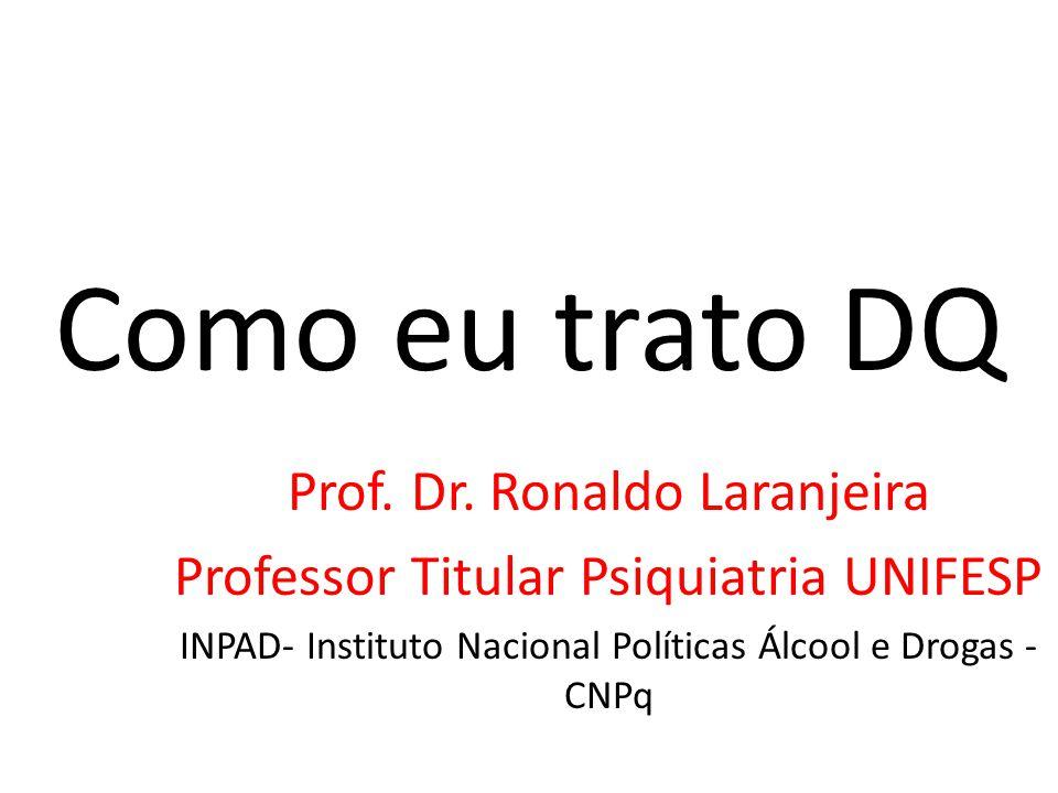 Como eu trato DQ Prof.Dr.