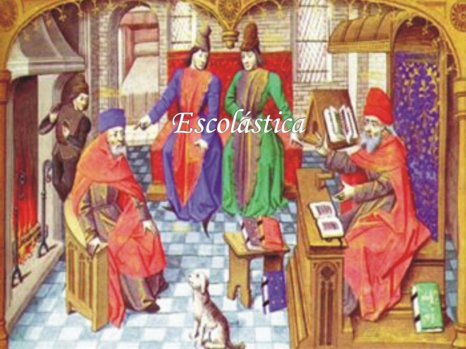 Escolástica ou Escolasticismo foi o método de pensamento crítico dominante no ensino nas universidades medievais ensinados por mestres chamados escolásticos no período de 1100 a 1500 ela também representa o último período da história do pensamento cristão.