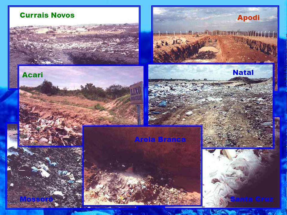 Currais Novos Apodi MossoróSanta Cruz Natal Acari Areia Branca