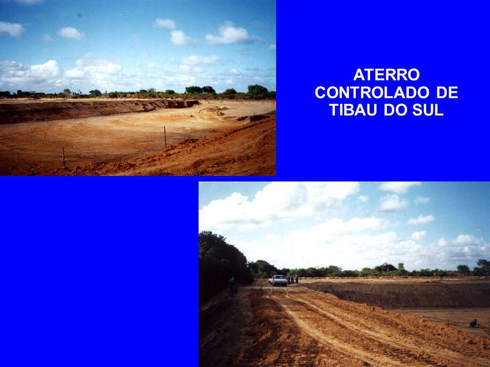 ATERRO CONTROLADO DE TIBAU DO SUL