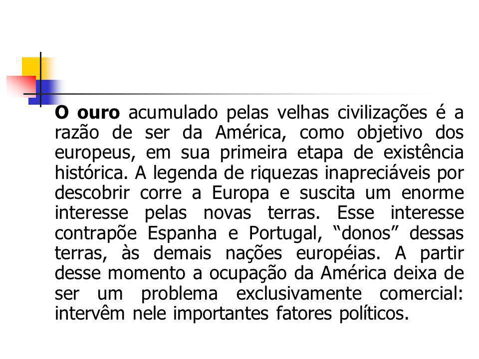 O último quartel do século XVIII veria a decadência da mineração do ouro no Brasil.