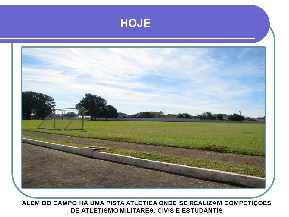 CAMPO DE ATIVIDADES ESPORTIVAS 17º B. I.