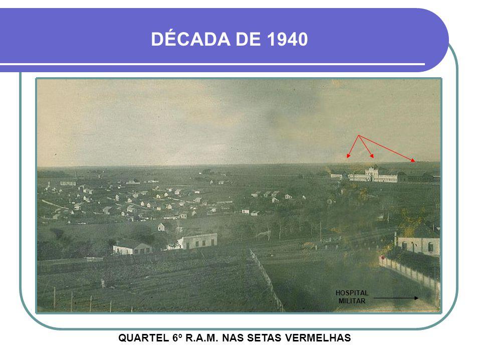 FOTOS DO PROJETO 04 O HGuCA EM VÁRIAS ÉPOCAS 19231940 19602008